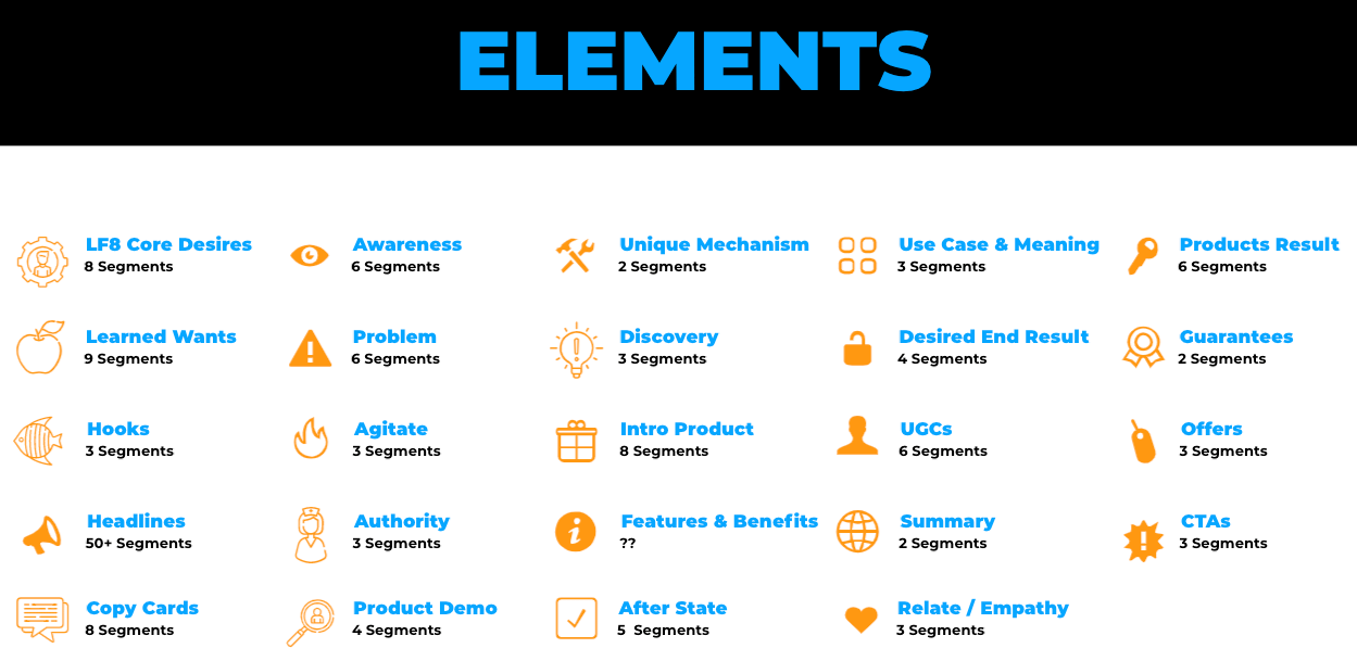 Elements For Modular Video Advertising