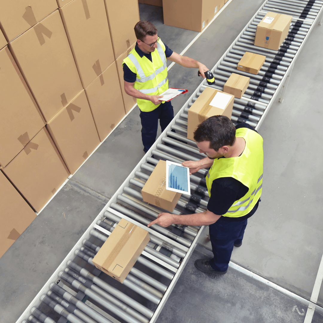 eCommerce Software & Marketing Warehouse Workers