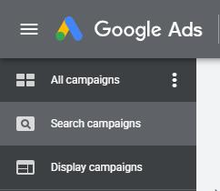 AI in Marketing - Google Ads Screenshot