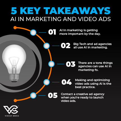5 Key Takeaways for AI In Marketing And Video Ads