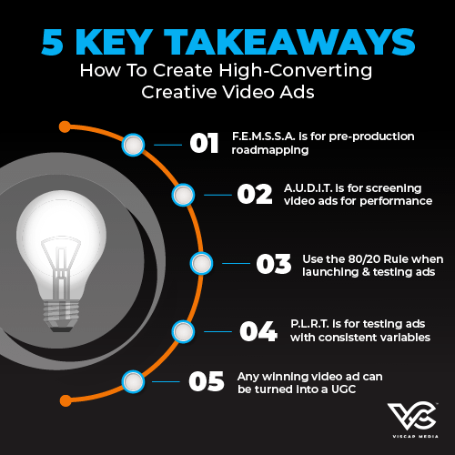 5 Key Takeaways How To Create High-Converting Video Ads